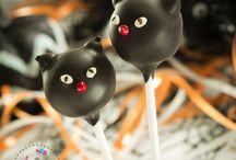Halloween Cake Pop Mania!! / Halloween Cake Pop Gallery