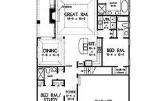 Garyb house plans