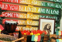 Reggae party ideas