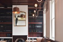 Bars & Restaurants Interiors