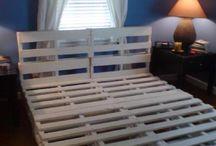 pallets / Wat je zoal kan maken van oude pallets