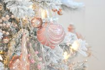 Modern Christmas ideas / Stylish, trendy, creative and chic Christmas ideas for this year.