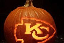Kansas City Chiefs / by Crystal Lynn Morales