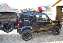 Suzuki Jimny Camper Ideas