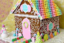 Gingerbread House Like Mine / gingerbread house sassybeautimus christmas house cookie house