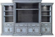 Entertainment center / by Shawna Bryan