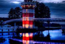 Lighthouses around the world