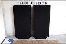 luidspeakers highend