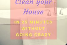 Cleaning / Homemade cleaners plus cleaning routines and schedules and hacks to help you clean your home faster.