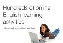 www.the-english-zone.com / www.the-english-zone.com has 100s of online learning activities to help young people develop their literacy skills and succeed in English.