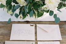 Invitations / by Cooper Carras Weddings
