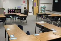 Extreme Makeover: Classroom Edition / In search of the best classroom arrangement ever.