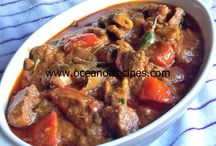 Mutton / Lamb Curries