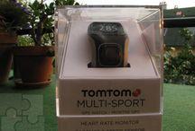 Nehany kep egy TomTom sportorarol / TomTom Multi Sport watch