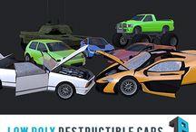 Destructible Cars / Promo movie: youtube.com/watch?v=SQnlLqPuft8