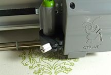 CRICUT MACHINE / by Christi Dickey