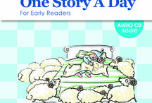 One Story a Day for Early Readers / A collection of 12 books with an audio CD, one book for every month. A total of 365 short stories, one for every day of the year. Great for bedtime stories and quiet time. These stories are inspired by life lessons, fables from around the world, nature, science, and history. The One Story A Day series is designed to foster the reader's total development - linguistic, intellectual, social, and cultural - through the joy of reading.