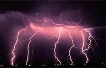 Gewitter Blitze