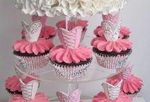 Cupcake, popcake, bolos