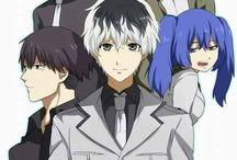 Tokyo ghoul: re / Anime and Manga