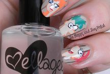 Beauty: Nail Blogger Swatches