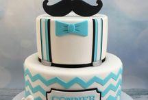 Birthday cakes men