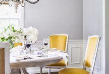 new dining room