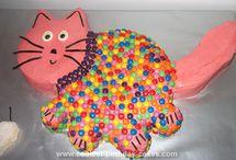 Cat cake / Cat cake