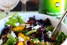 Salads / by Emily Jordan