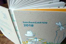 Gartenbücher/Gartenphilosophie / Gartenbücher sammeln viel Wissen und geben Inspiration.