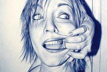 art / drawings paintings sketchs sculptures etc.