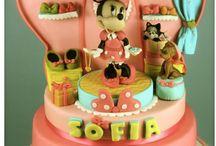 Clara's first birthday!! / by Mandy Bonventre