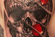 Tattoo'd Lifestyle Skulls
