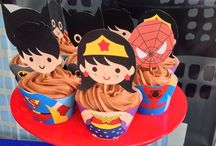 Themes: Wonder Woman Party