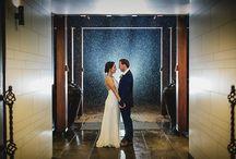 Wedding - Rain / Photographs by anyone and ideas for a rainy wedding.