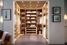 Garderobe-løsning