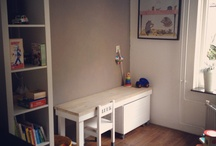 Kinderkamer en hoek