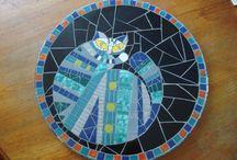 Mis mosaicos / algunos trabajos míos