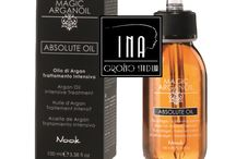 Nook Family Magic Argan Oil products in Studio Ina