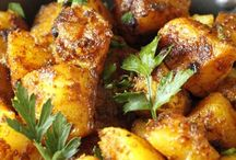 Bombay potatoes indian