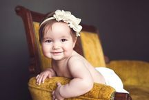 9 months  / by Sweet Little Love Photography