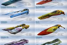 WipEout Ships