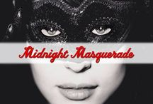 Midnight Masquerade / Host a holiday party your friends won't see coming. Style your own cult-classic with Venetian masks, mood lighting and enough Kahlúa to fill the punch bowl—just don't forget the password. / by Kahlua