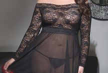 Dressed to Drift / Sexy Intimate Wear in Plus Size