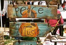 Hippie garden