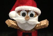 Holiday Cork Creations