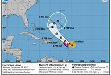 hurikán José 9.9.17, 8.15našeho času