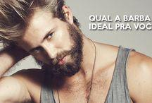 Exemplos / Modelos de barba para sugestão