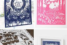 Papercut ideas
