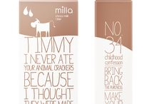 Packaging // Milk